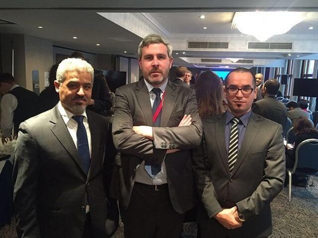 گروه تروریستی مقاومت ملی الاحواز درجلسات لندن